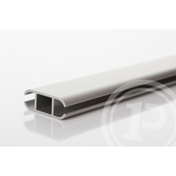 alu h profil 45mm aluminiums profiler sub color aps. Black Bedroom Furniture Sets. Home Design Ideas